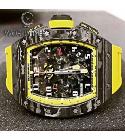 Richard Mille RM 011 Yellow Storm