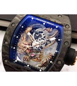 Richard Mille [NEW][LIMITED 55 PIECE] RM 57-03 Tourbillon Sapphire Dragon