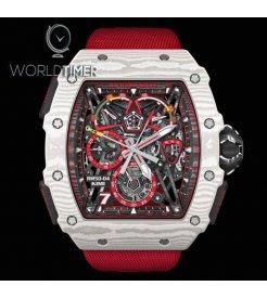Richard Mille [NEW][LIMITED 30 PIECE] RM 50-04 Kimi Räikkönen Tourbillon Split-Seconds Chronograph