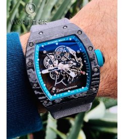 Richard Mille [2017 LIKE NEW][LIMITED 50 PIECE] RM 055 Yas Marina Circuit