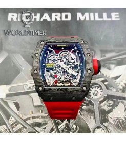 Richard Mille [2017 MINT] RM 35-02 Rafael Nadal Quartz-TPT Black Version