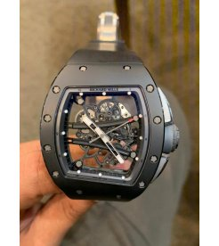 Richard Mille [2017 USED][LIMITED 150 PIECE] RM 61-01 Yohan Blake Grey Edition