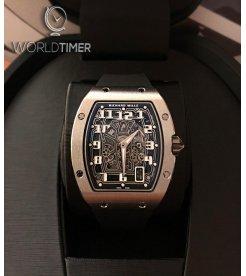 Richard Mille [NEW] RM 67-01 Titanium Automatic Extra Flat Mens Watch