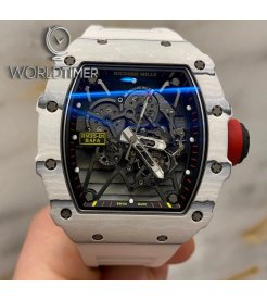"RICHARD MILLE [2018 USED][LIMITED 35 PIECE] RM 35-01 TPT WHITE CARBON LAST EDITION "" RAFAEL NADAL"""