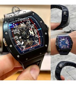 Richard Mille [LIMITED 5 PIECE][WATCH ONLY] RM 003 V2 Carbon Tourbillon Europe Edition