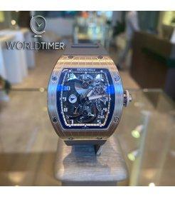 Richard Mille RM 014 Tourbillon V2 Marine White Gold Watch