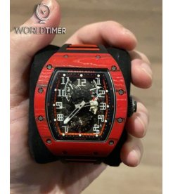 Richard Mille [NEW] RM 003 Red TPT Tourbillon