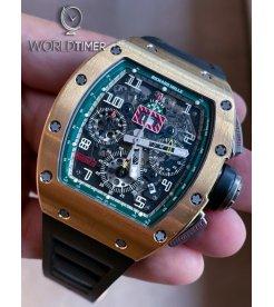 Richard Mille [LIMITED 150 PIECE] RM 011 Le Mans Rose Gold