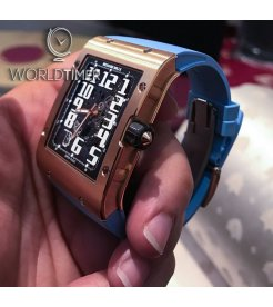 Richard Mille [2019 LIKE NEW] RM 016 Automatic Extra Flat Red Gold
