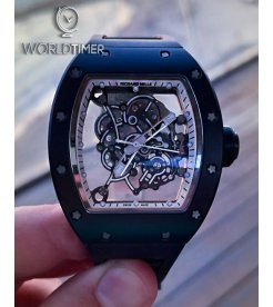 Richard Mille [LIMITED 30 PIECE] RM 055 White Drive Americas