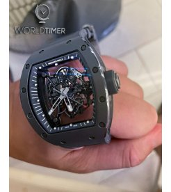 Richard Mille [LIMITED 100 PIECE] RM 055 Grey Bubba Watson Boutique Edition