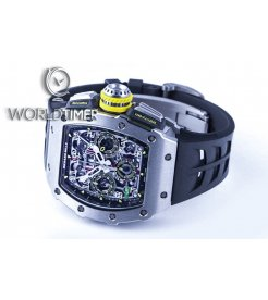 Richard Mille RM 11-03 Titanium Automatic Flyback Chronograph Facelift