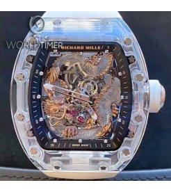 Richard Mille [LIMITED 5 PIECE] RM 57-03 Sapphire Dragon Tourbillon
