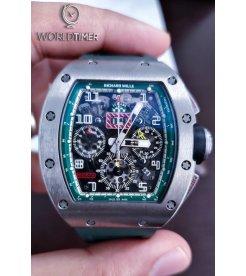 Richard Mille RM 011 Le Mans Classic Titanium Flyback Chronograph