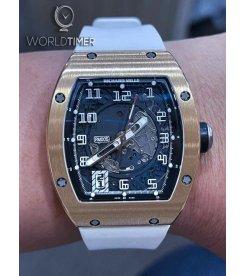 Richard Mille [2012 MINT] RM 005 Rose Gold Watch