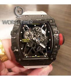 Richard Mille [2015 USED] RM 35-01 Rafael Nadal NTPT Carbon Watch