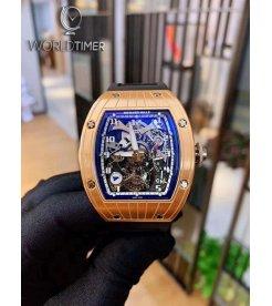 Richard Mille RM 015 Tourbillon Perini Navi Rose Gold Watch