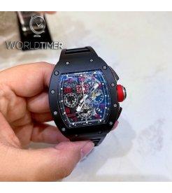 Richard Mille [2012 MINT] RM 011 AL Titanium Watch
