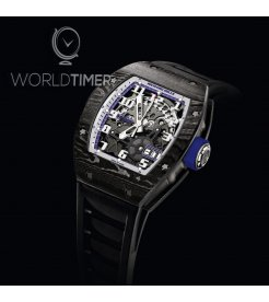 Richard Mille [2017 USED] RM 029 Japan Blue NTPT Watch