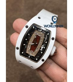 Richard Mille [NEW] RM 07-01 White Ceramic Ladies Watch