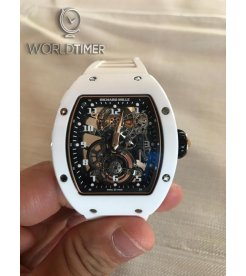 Richard Mille NEW-全新 RM 17-01 Tourbillon Watch - SOLD!!
