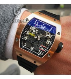 Richard Mille [NEW] RM 029 Rose Gold Automatic (Retail:HK$ 744,000)