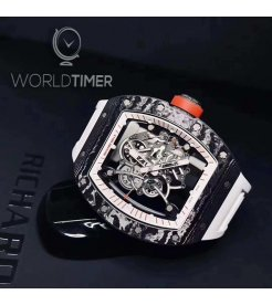 Richard Mille [2018USED][LIMITED 50 PIECE] RM 055 NTPT Japan Red Edition Mens Watch