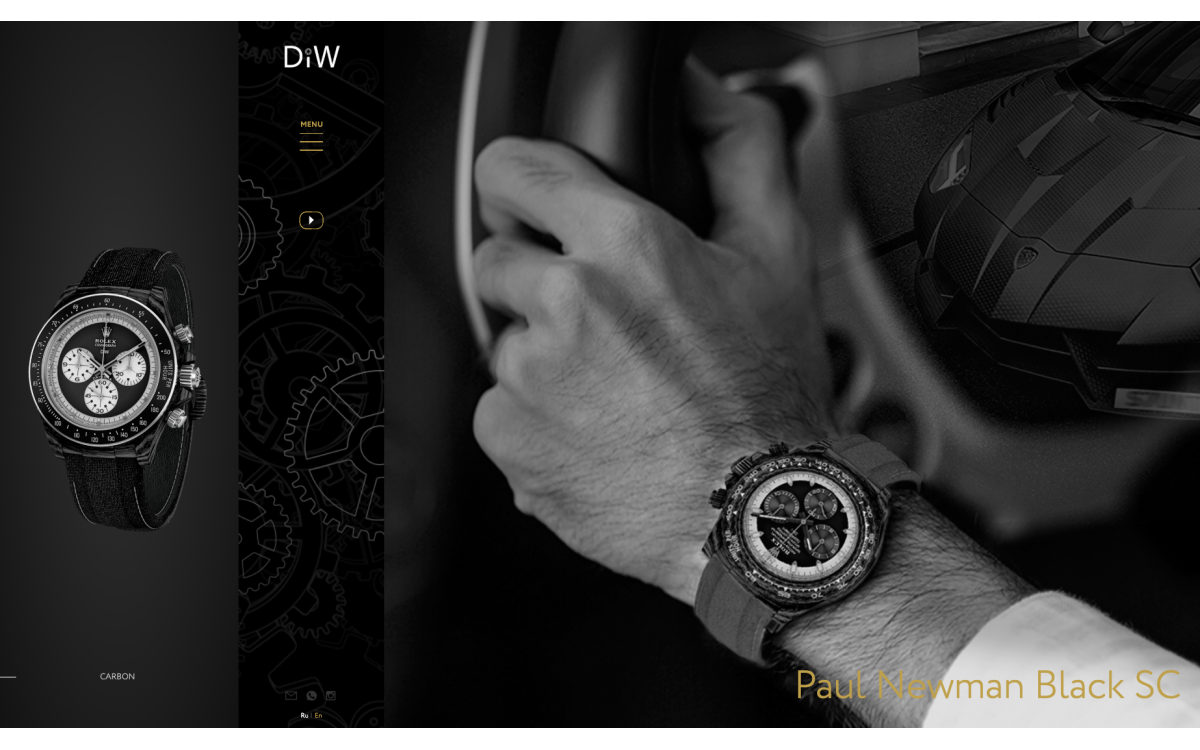 We Are The Official Hong Kong, China, Macao and USA Agent of Designa Individual Watch (DiW)