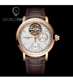 Vacheron Constantin [NEW] 5100T/000R-B623 TRADITIONNELLE TOURBILLON CHRONOGRAPH (Retail:HK$1,750,000)