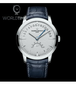 Vacheron Constantin [NEW] Patrimony Moonphase and Retrograde Date 4010U/000P-B545 (Retail:HK$545,000)