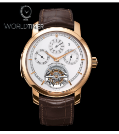Vacheron Constantin [NEW] 80172/000R-9300 TRADITIONNELLE GRANDES COMPLICATIONS (Retail:HK$5,600,000)
