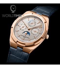 Vacheron Constantin [NEW] 4300V/000R-B064 OVERSEAS PERPETUAL CALENDAR ULTRA-THIN (Retail:HK$600,000)