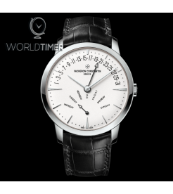 Vacheron Constantin [NEW] Patrimony Retrograde Day-Date 4000U/000G-B112 (Retail:HK$334,000)
