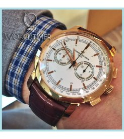 Vacheron Constantin [NEW] 47192/000r-9352 Traditionnelle Chronograph 42mm Mens