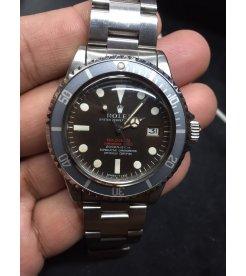勞力士 (Rolex) [MINT][RARE VINTAGE] Double Red SEA-DWELLER 1665 Mark II Dark Brown Dial - SOLD!!