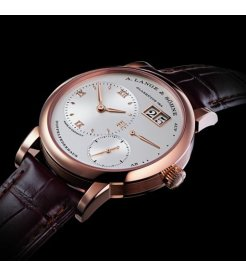 A. LANGE & SOHNE [NEW] Lange 1 18K Rose Gold Mens 191.032 (Retail:EUR 32.200)
