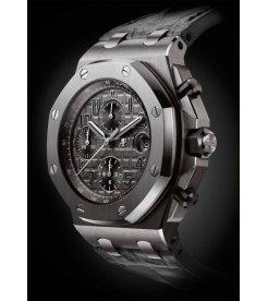 Audemars Piguet [NEW] Royal Oak Offshore Chronograph 42MM Grey 26470ST (Retail:HK$204,000)