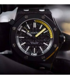 Audemars Piguet [NEW] Royal Oak Offshore Forged Carbon Diver 15706AU.00.A002CA.01