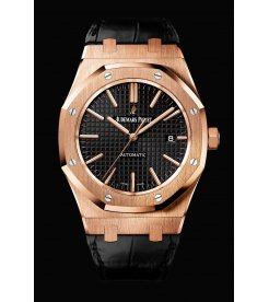 Audemars Piguet [NEW] Royal Oak Self Winding 41mm 15400OR (Retail:HK$251,000)