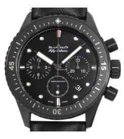Blancpain [NEW] Fifty Fathoms Bathyscaphe Flyback Chronograph 43mm 5200-0130-B52A (Retail:HK$137,000)