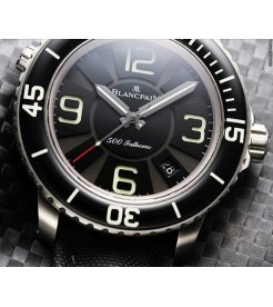 Blancpain [NEW+LIMITED] 500 Fathoms 50015-12B30-52B (Retail:HK$198000)