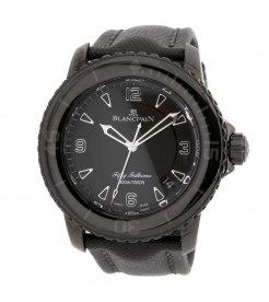 Blancpain [NEW] Sport Automatique 45mm Fifty Fathoms 5015-11C30-52A (List Price:HK$129,500)