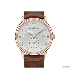 Blancpain [NEW] VILLERET 6606A-3642-55A (Retail:HK$154,000)