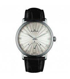 Blancpain [NEW] Villeret Ultra-Slim Retrograde Seconds 6653-1542-55B (Retail:EUR 20630)