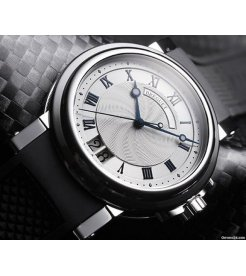 Breguet [NEW+SPECIAL] Marine Automatic Big Date 5817st/12/5v8 (Retail:HK$123,400)