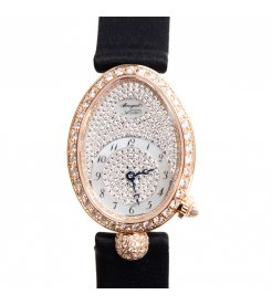 BREGUET [NEW] 8928BR/8D/844/DD0D Reine De Naples Rose Gold (Retail:HK$312,000)