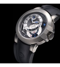 Harry Winston [NEW] Project Z6 limited edition, manual zalium OCEMAL44ZZ001 (Retail:US48,200)