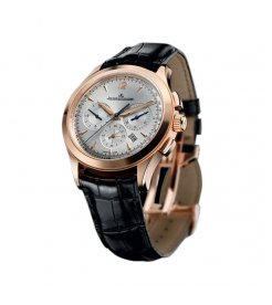 Jaeger LeCoultre [NEW] Master Chronographe Silver Dial Q1532520 (Retail:EUR 22.600)