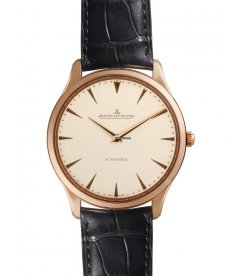 JAEGER LECOULTRE [NEW] Master Ultra Thin Automatic Rose Gold Q1332511 (Retail:HK$109,000)