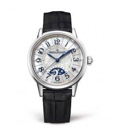 Jaeger-LeCoultre [NEW] Rendezvous Silver Dial 29mm Ladies Watch Q3468490 (Retail:HK$70,000)